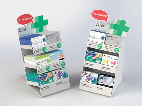 snabboteket-displayer