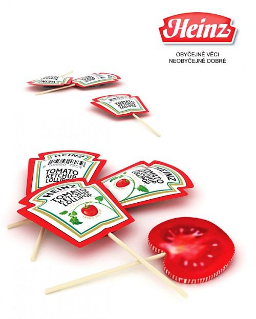 heinz-lollipop