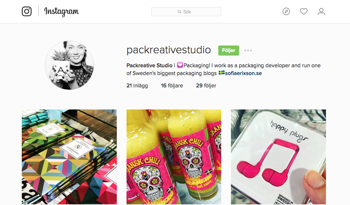 instagram-packreative